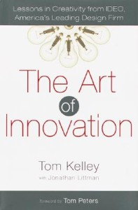 The Art of Innovation by Tom Kelley
